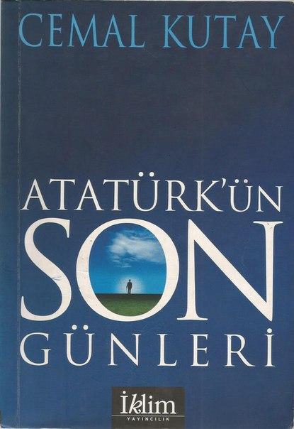 Cemal Kutay Atatürk'ün Son Günleri Pdf E-kitap indir