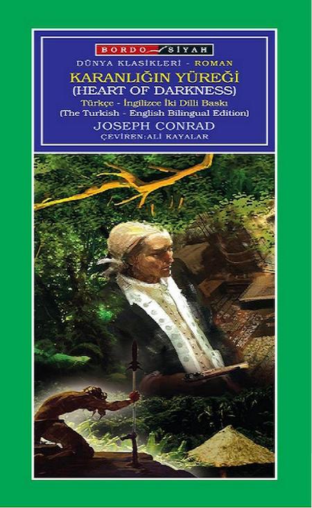 Joseph Conrad Karanlığın Yüreği Pdf E-kitap indir