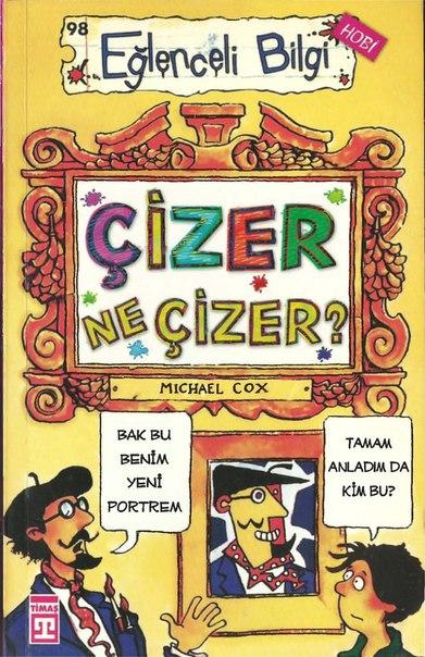 Michael Cox Çizer Ne Çizer? Pdf