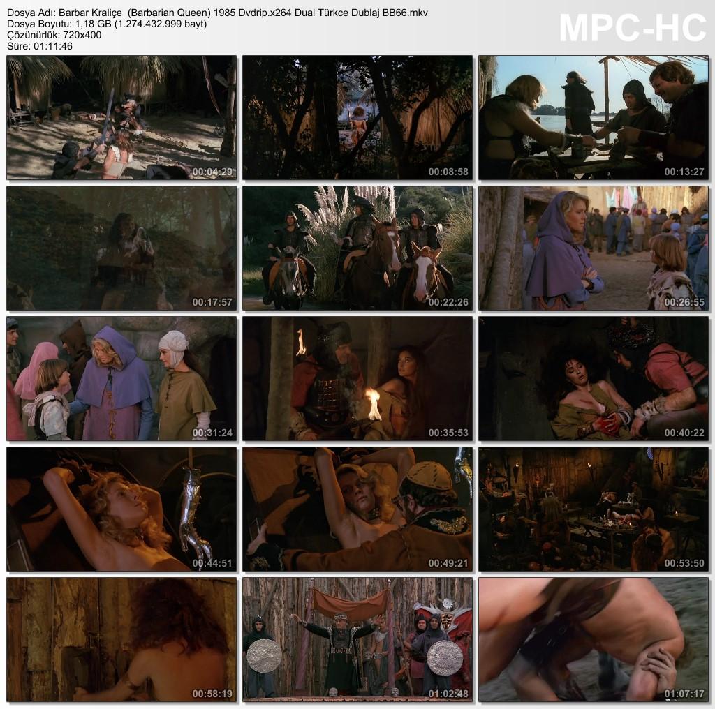 Barbar Kraliçe  (Barbarian Queen) 1985 Dvdrip.x264 Dual Türkce Dublaj BB66 (1) - barbarus