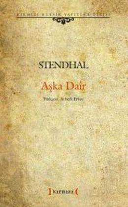 Stendhal Aşk Üzerine Pdf E-kitap indir