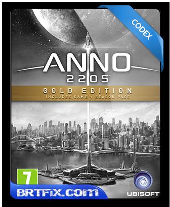Anno 2205 Update v1.3 incl DLC-CODEX