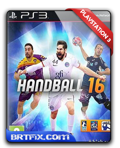 Handball 16 PS3-DUPLEX Full İndir Oyun İndir Oyun Download Yükle