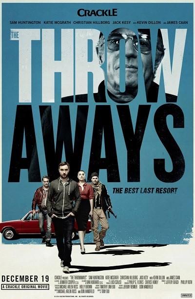 İşe Yaramazlar | The Throwaways | 2015 | BRRip XviD | Türkçe Dublaj