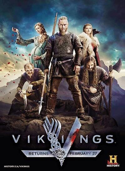 Vikings | 2.Sezon | 2.Bölüm Tr