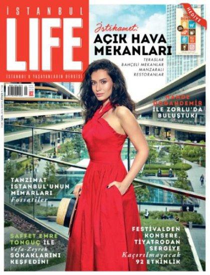 İstanbul Life Mayıs 2016