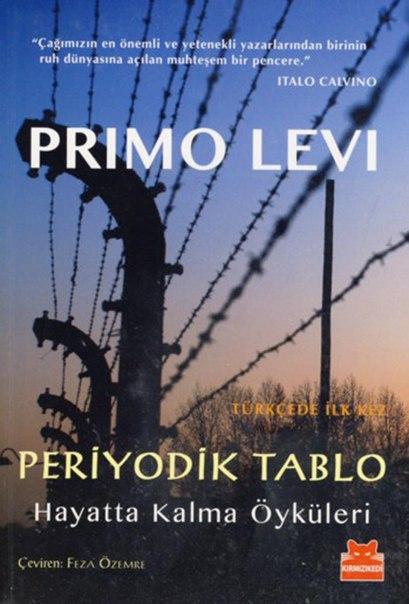 Primo Levi Periyodik Tablo Pdf