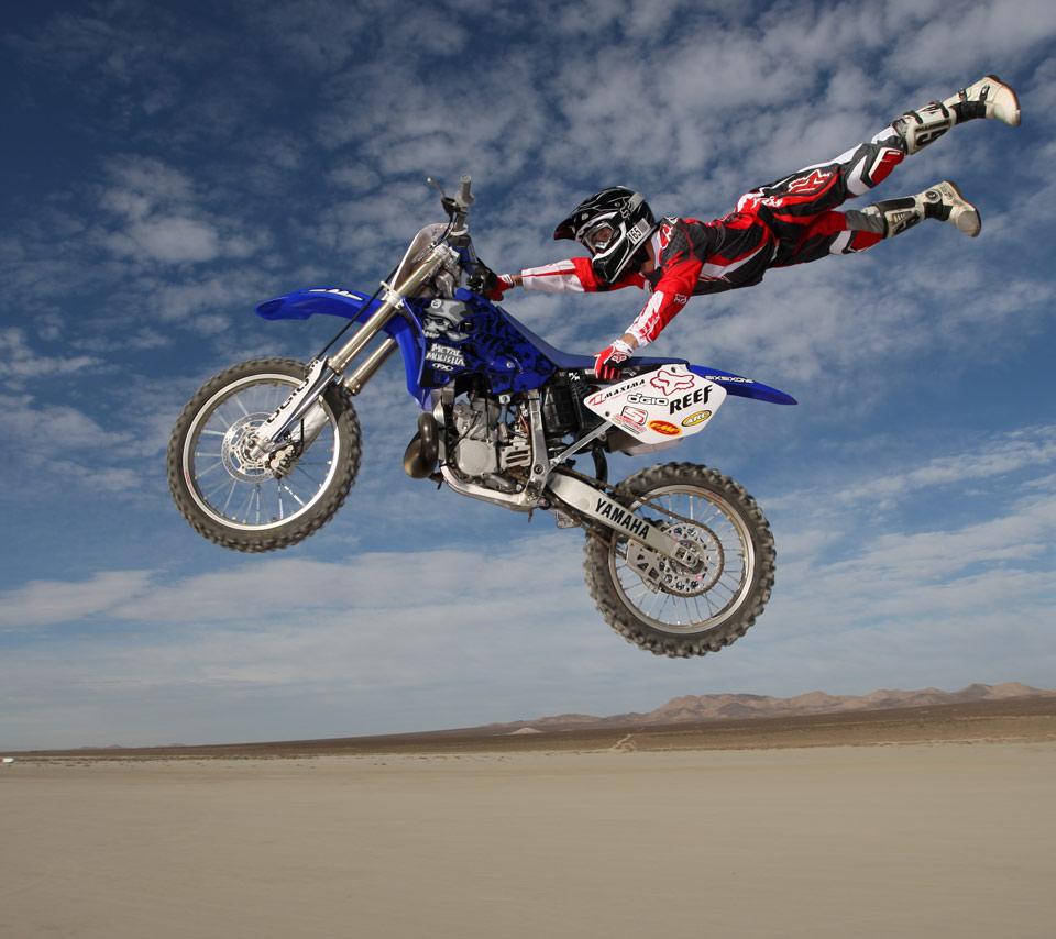 Supercross jump