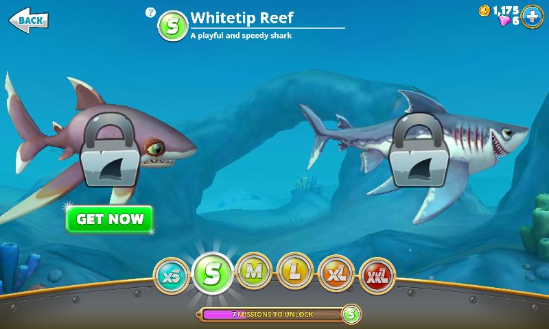 Игры на андроид скачать бесплатно акулу