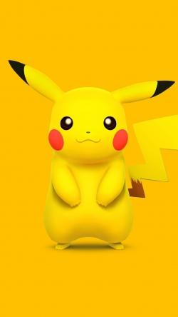 Pokemon Go 3d pikachu Iphone hd wallpaper