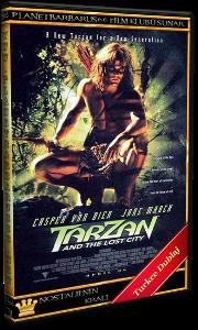 Tarzan Kayıp Şehir (Tarzan And The Lost City) 1998 Dvdrip.x264 Dual Türkce Dublaj - barbarus