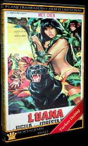 Luana Tarzan Kız (Luana, the Girl Tarzan) 1968 Dvdrip Türkce Dublaj  (1) - barbarus