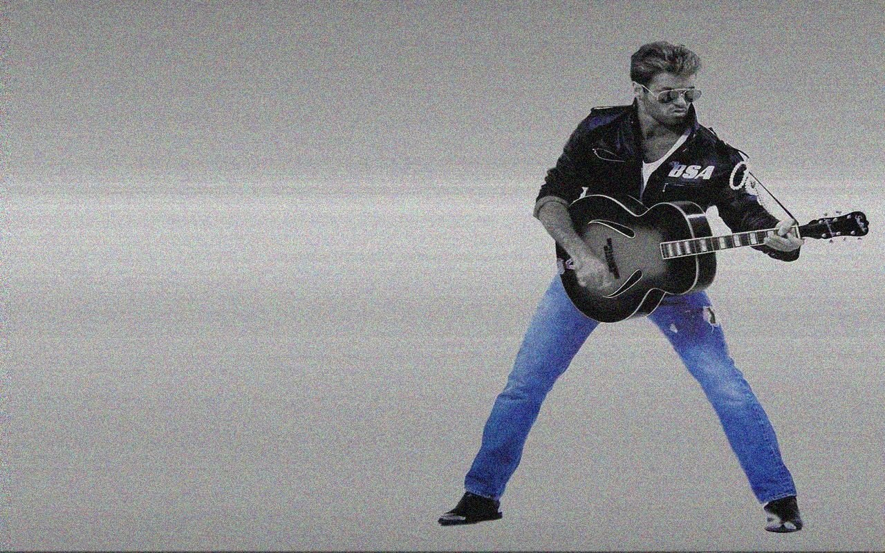 George Michael Wallpaper (1) - Wallect
