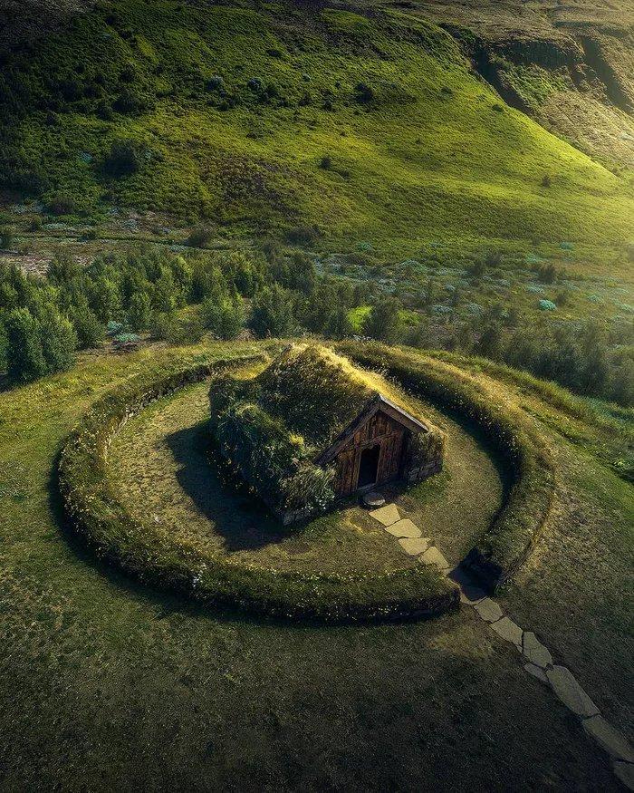 jveldisbrinn-a-reconstructed-medieval-farmstead-in-Iceland - ryuklemobi