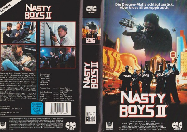 Özel Tim 2 (Nasty Boys 2) 1990 Vhsrip Türkce Dublaj BB66 (1) - barbarus