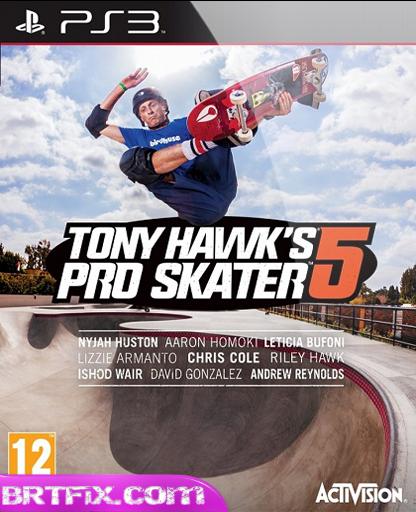 Tony Hawk's Pro Skater 5 PS3 -PROTOCOL- Full İndir - Oyun İndir - Oyun Download - Yükle