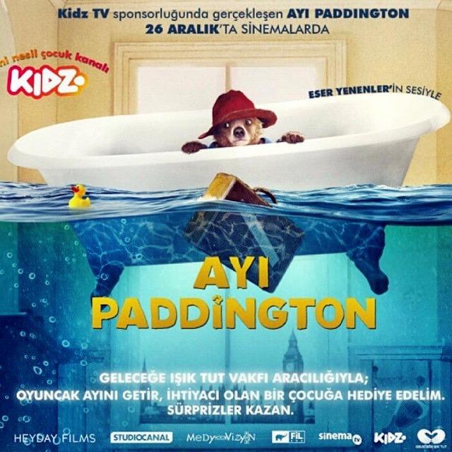 Ayi Paddington
