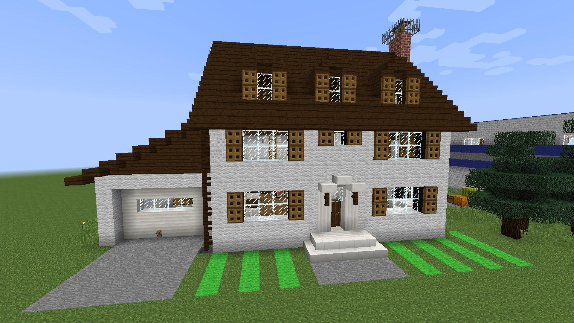 этих майнкрафт картинки домов схемы вашему вниманию, немецкий