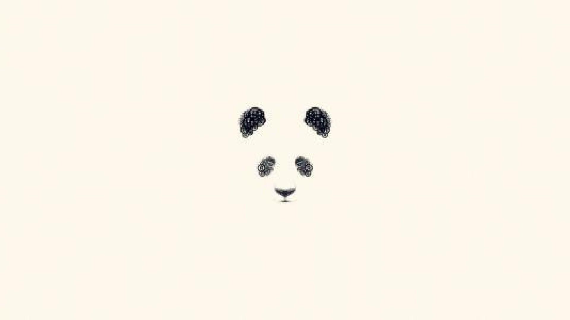 Panda shadow