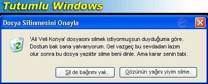 tutumlu windows