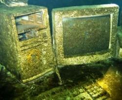 denizde bilgisayar
