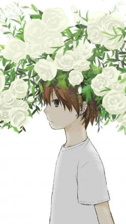 Cuff bouquet