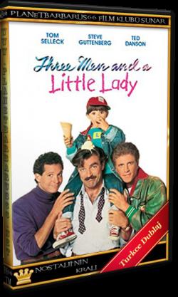Üç Adam Ve Bir Küçük Hanım (Three Men And A Little Lady) 1990 HDTV 720p.x264 Dual Türkce Dublaj BB6