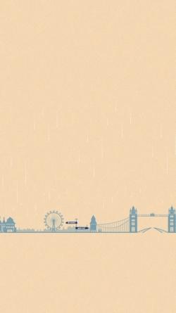 rainy Londra