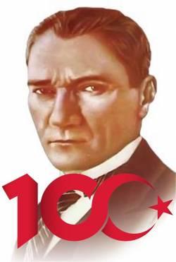 100 yıl Atatürk