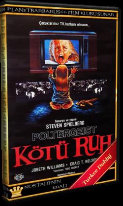 Kötü Ruh (Poltergeist) 1982 Bluray 720p.x264 Dual Türkce Dublaj BB66