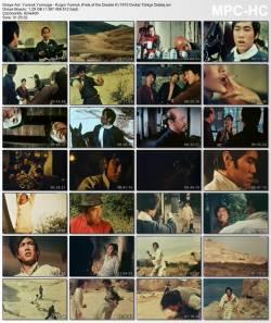 Yumruk Yumruga - Kızgın Yumruk (Fists of the Double K) 1973 Dvdrip Türkçe Dublaj
