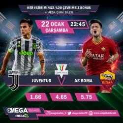 Juventus-Roma-Sosyal
