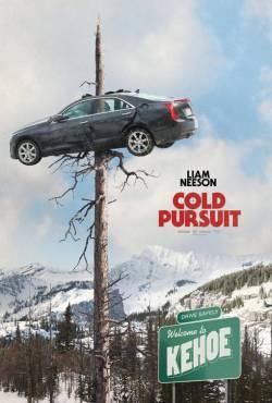 Cold Pursuit (2019) 50 x 70 Poster
